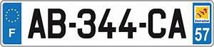 Changer Le Departement Sur Sa Plaque D Immatriculation : une nouvelle plaque d immatriculation pour votre v hicule nouvelle ~ Medecine-chirurgie-esthetiques.com Avis de Voitures
