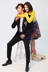 IU and Jang Geun Suk are a 'pretty' couple in BTS photos ...
