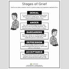 Grief Worksheets