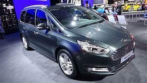 Ford Galaxy 2016 : 2016 ford galaxy titanium exterior and interior auto show brussels 2016 youtube ~ Medecine-chirurgie-esthetiques.com Avis de Voitures