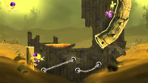 [game Play] Rayman® Legends Resgate Da Princesa Olympia