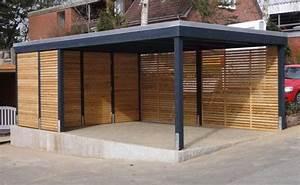 Carport Holz Modern : best 25 modern carport ideas on pinterest pergola carport carport designs and carport garage ~ Markanthonyermac.com Haus und Dekorationen
