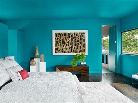 chambre blanche et turquoise 20 idées de décoration de chambre bleu turquoise
