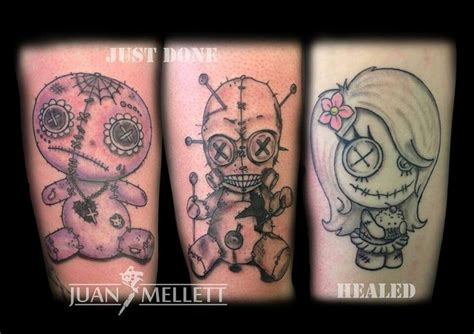 1000+ Ideas About Doll Tattoo On Pinterest