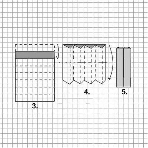 kleine buch aus  blatt papier