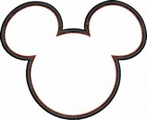 Mickey Mouse Head With Pants Clip Art | Clipart Panda ...