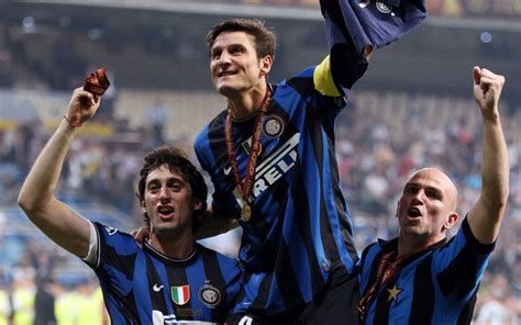 Inter, addio Cambiasso: ultimo reduce del triplete