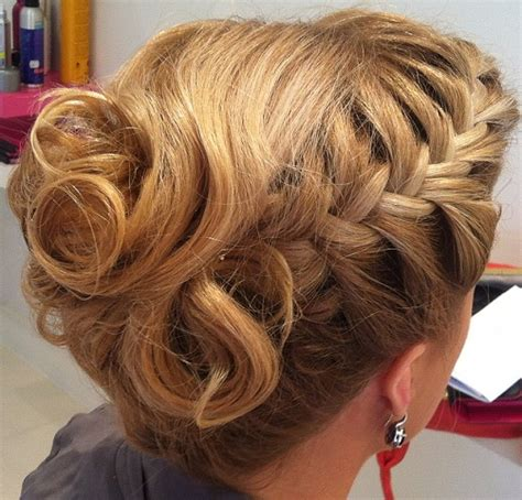 up style for hair formal school hair makeup styles and ideas gallery