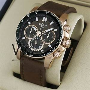 tissot 1853 chronograph brown with leather brown