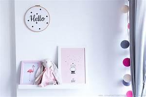 la chambre bebe d39emilie blog bebe grossesse et decoration With affiche chambre bébé avec tasse fleurie