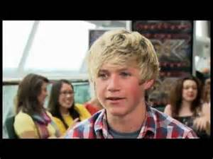 Niall Horan X Factor Audition
