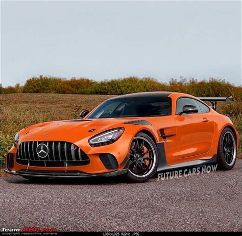 For 2021, mercedes adds a base 43 model to the lineup that isn't as powerful as the 53 model but still packs plenty of punch. 2021 Mercedes-Benz AMG GT Black Series, now launched - Team-BHP