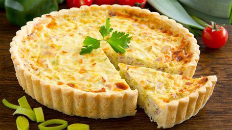 que cuisiner avec des blancs d oeufs cuisine traditionnelle recette de la quiche lorraine