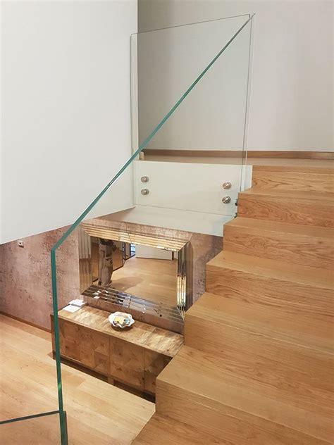 ringhiera di vetro preventivo borchia inox per ringhiera e balaustra in vetro