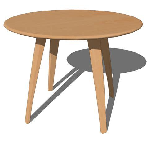 cherner chair cherner dining tables 3d model formfonts 3d models