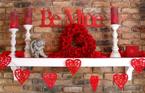 romantic valentines day home decoration ideas