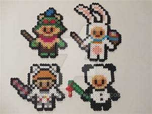 League Of Legends Teemo The Swift Scout Perler Art By