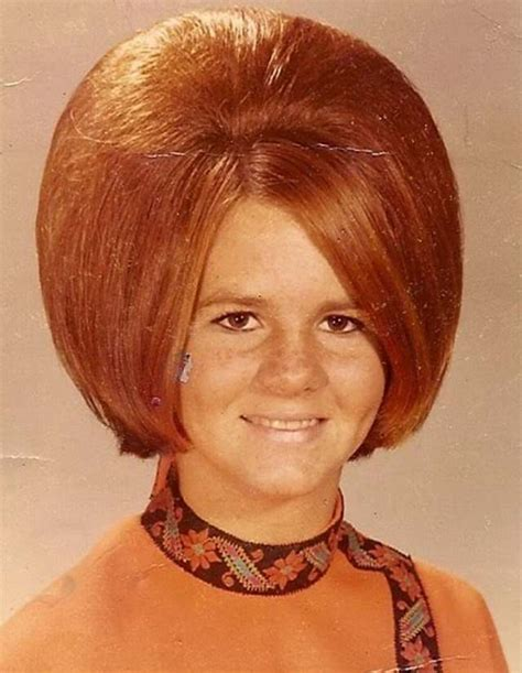 60s Hairstyles For Hair by Hair Was Big And Bigger In The 1960s