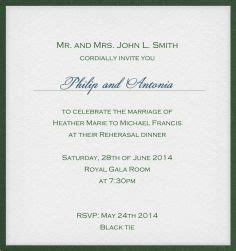 formal classic invitations images classic