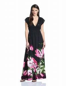 desigual berna vestito manica corta donna nero With amazon robe desigual