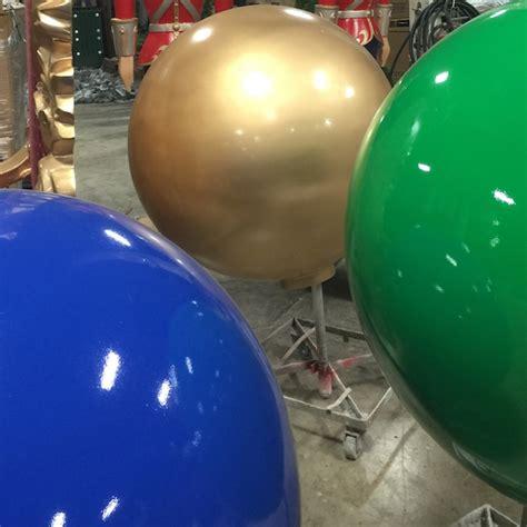 painted ball ornaments barrango mfg