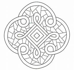 Free coloring pages of mandala arabes