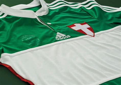 Palmeiras 2014 Centenary Third Kit Released - Footy Headlines