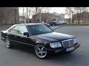 Mercedes W124 Cabriolet : mercedes w124 coupe youtube ~ Maxctalentgroup.com Avis de Voitures