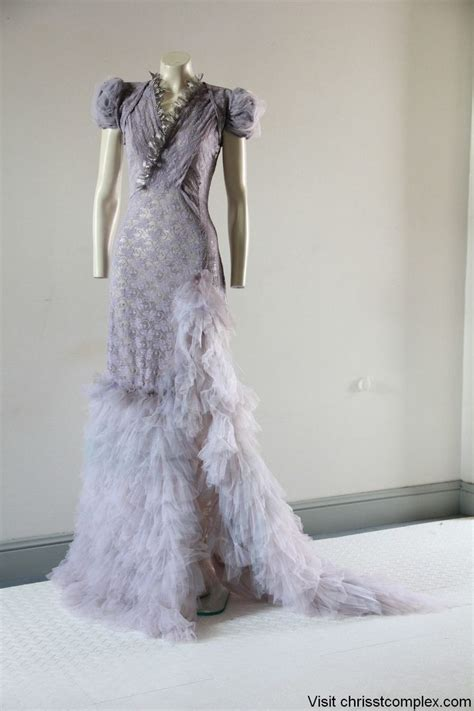 Steampunk Victorian Wedding Dress Gown Gothic Fantasy By