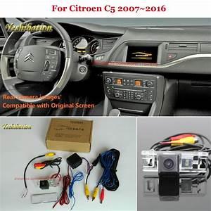 Back Up Reverse Camera For Citroen C5 2007