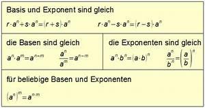 Hochzahlen Berechnen : 1011 unterricht mathematik 9c potenzenundexponentialfunktionen ~ Themetempest.com Abrechnung