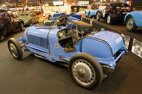 Bugatti Type 53 - Chassis: 53002 - Entrant: Lukas Hüni ...