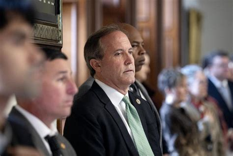 texas ag ken paxton recuses   opinion