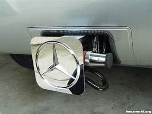 Chrome Plated Tow Hitch