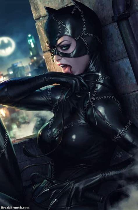 catwoman cosplay breakbrunch