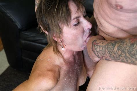 old women swallowing cum