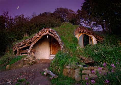 hobbit house wofati eco building