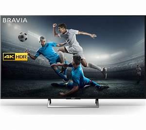"Buy SONY BRAVIA KD43XE8396 43"" Smart 4K Ultra HD HDR LED ..."