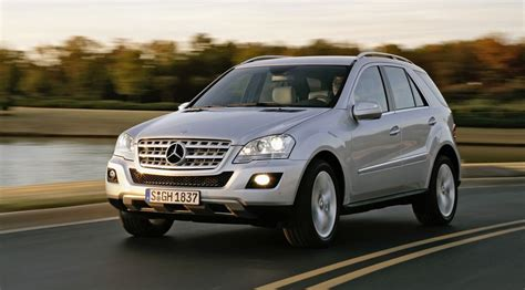 Mercedes M Class by Mercedes M Class Facelift 2008 Official Pictures