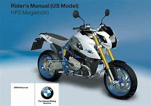 Bmw Hp2 Megamoto 3rd Edition  Us  2007 Owner U2019s Manual