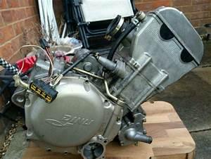 Dinli 450 Engine