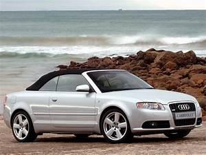 Audi A4 Cabriolet : audi a4 cabriolet 2005 2006 2007 2008 autoevolution ~ Melissatoandfro.com Idées de Décoration