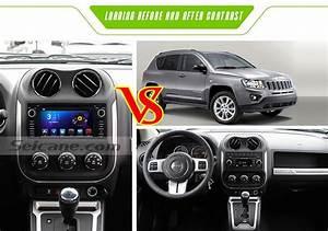 Professional 2009 2010 2011 Jeep Compass Radio Removal
