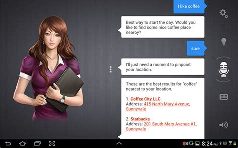 assistant for android best artificial intelligence software for android