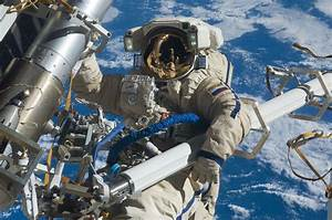 Images: Space Station EVA Performed by Russian Cosmonauts