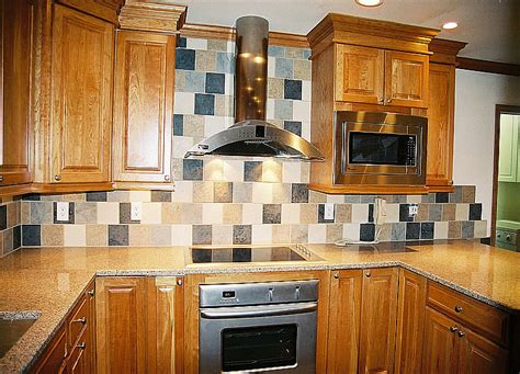 Top Kitchen Ideas - kitchen tile backsplash remodeling fairfax burke manassas va design ideas pictures photos