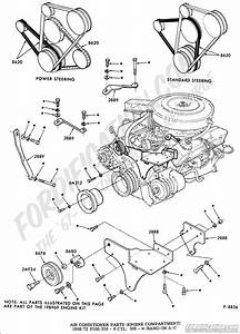 1992 Ford 302 Engine Parts Diagram