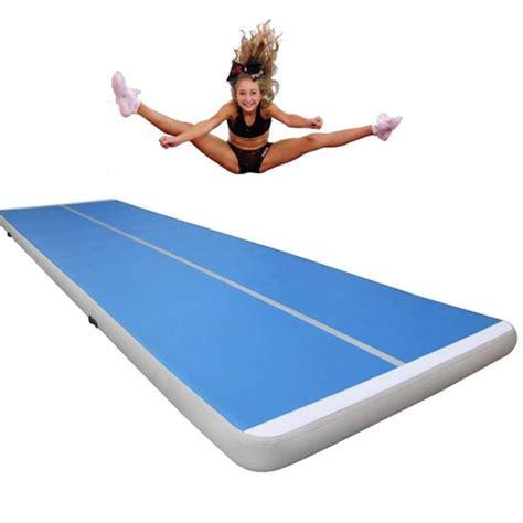 Matelas De Gymnastique Gonflable 15 X 2 Mètres Sur