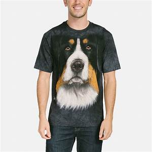 Bernese Mountain Dog Shirt Tees and Apparel Made of USA Cotton