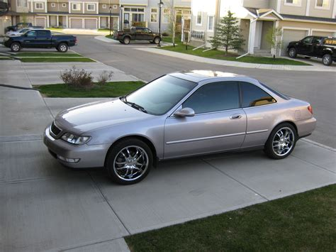 Acura 1997 Cl by Bossbrown 1997 Acura Cl Specs Photos Modification Info